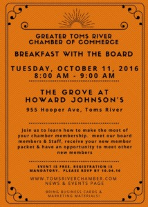 Copy of Breakfast with the Board