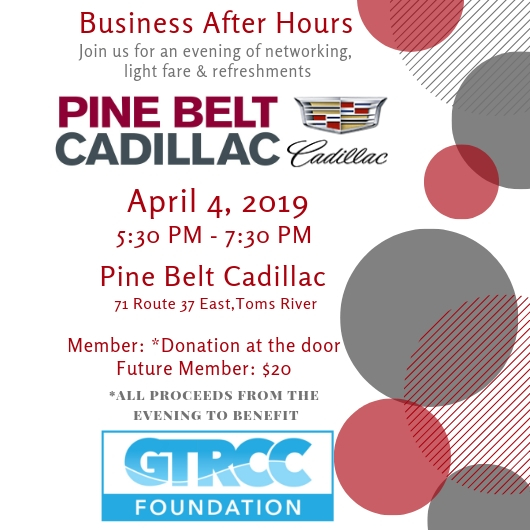 Pine Belt Cadillac >> Pine Belt Cadillac Business After Hours Greater Toms River Chamber